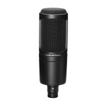Microfone Condensador Audio Technica AT2020