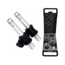 Microfone Condensador Samson C02 Duplo -