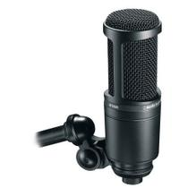 Microfone Condensador Studio Audio Technica AT2020.