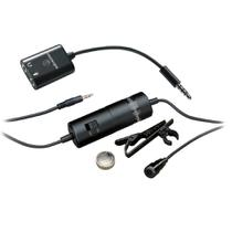 Microfone de Lapela Audio-Technica  ATR3350iS