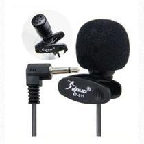 Microfone De Lapela Pc Notebook Palestrante Conferencia P2 - Outras Marcas