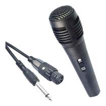 Microfone Dinamico P10 2419 MIC-PF10 - Infokit - Exbom