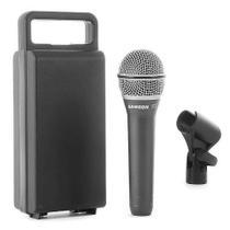Microfone Dinâmico Samson Q7  Profissional - Sansom
