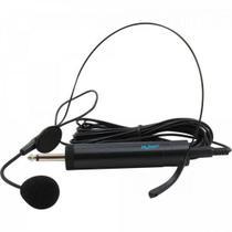 Microfone Headset com Fio HD 750R Preto LESON -