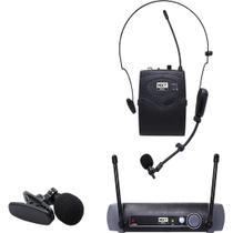 Microfone Headset/Lapela Sem Fio 537.2Mhz - UHF10BP - MXT -