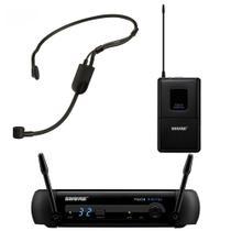 Microfone Headset Shure PGXD14BR/PGA31 -