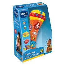 Microfone Infantil Cante Comigo - Vtech -