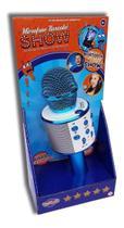 Microfone Infantil Karaokê Show Com Bluetooth - Toyng -