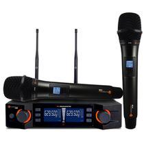 Microfone Kadosh KDSW492M Mao Duplo -