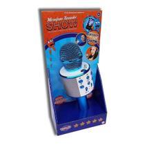 Microfone Karaokê Show Bluetooth - Toyng -