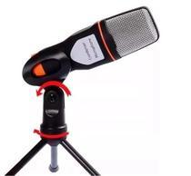 Microfone Mesa Alta Sensibilidade Flexível Skype Gamer Bm888 - Luuk Young