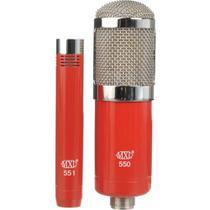 Microfone MXL 550/551 - Kit Condensadores -