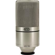 Microfone MXL 990 - Condensador -