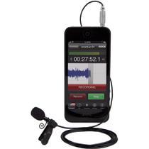 Microfone Rode smartLav+ lapela para smartphone -