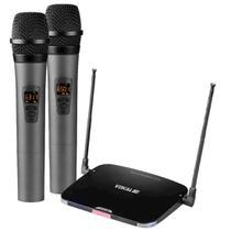 Microfone S/ Fio Vokal Vla 42 M/M -