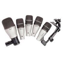 Microfone Samson Kit DK5 Bateria -