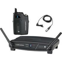 Microfone Sem Fio Audio Technica ATW1101/L Lapela -