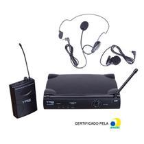 Microfone sem Fio headset/lapela TM559HSL Dinâmico TagSound - Tagima