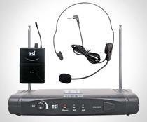 Microfone sem Fio Headset VHF - MS 125 CLI TSI -
