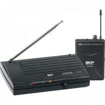 Microfone sem Fio Headset VHF895 - Skp