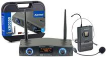 Microfone Sem Fio Karsect Krd200Sh Headset -