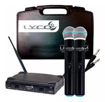 Microfone Sem Fio Lyco UH02MM -