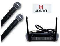 Microfone Sem fio PGX4 - Jiaxi
