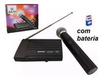 Microfone Sem fio SM-200 - Jiaxi