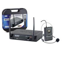 Microfone Sem Fio Vokal DVS100 SH Headset -