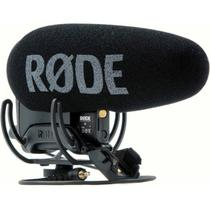 Microfone Shotgun Rode Videomic Pro+ Plus -