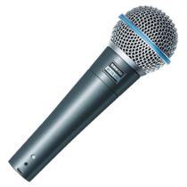 Microfone Shure Beta 58A Dinâmico -