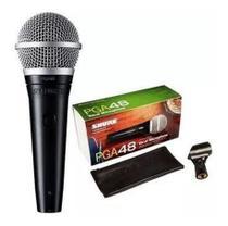 Microfone Shure Cardioide Pga58- Lc -
