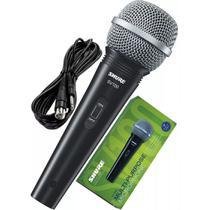 Microfone SHURE Com Fio SV-100 -