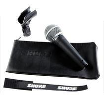 Microfone SHURE Dinâmico Cardióide Com Bag - SM48-LC - Vocal -