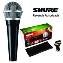 Microfone Shure Pga 48 -