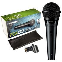 Microfone Shure PGA58 LC -