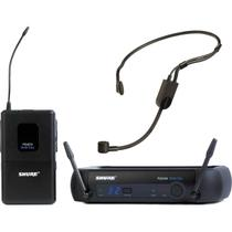 Microfone Shure Sem Fio Pgxd14br/pga31 Headset -