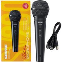 Microfone Shure SV200 Com Cabo Profissional -