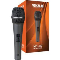 Microfone VOKAL Com Fio MC30 -