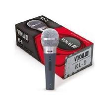 Microfone Vokal KL-5 - Com Cabo -