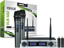 Microfone Vokal VLR-502 s/ Fio -