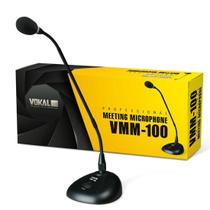 Microfone Vokal VMM-100 de Mesa -