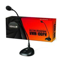 Microfone Vokal VMM-100PH de Mesa - Phantom Power -