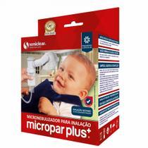 Micronebulizador Micropar para Pulmopar Infantil Soniclear -