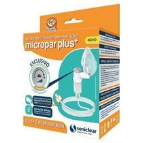 Micronebulizador Soniclear Micropar infantil c/ Plug Encaixe -