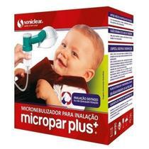Micronebulizador Soniclear Micropar Plus Adulto (Rosca) -