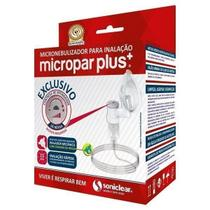 Micronebulizador Soniclear Micropar Plus Infantil (rosca) -
