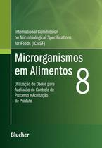 Microrganismos em alimentos 8 - Blucher