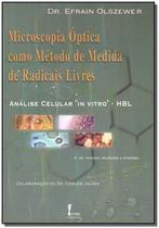 Microscopia Opt. Met. de Medida de Rad. Livres - Icone