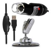Microscópio Digital Usb 1000x Zoom Câmera 2.0mp Profissional -